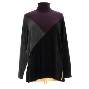 💎Vince Camuto Color Block Sweater